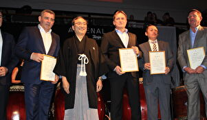 Japanski veleposlanik uručio zahvalnicu gradonačelniku Kalmeti za podršku organizaciji Tuna, sushi & wine festivala